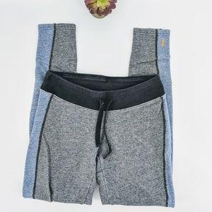 Lucy  skinny crop sweat pants